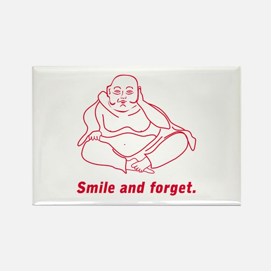 Smile and forget Magnets