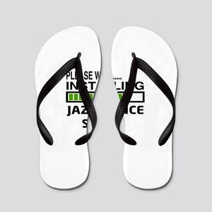 Please wait, Installing Jazz dance skil Flip Flops