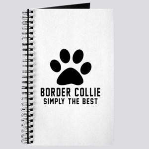 Border Collie Simply The Best Journal
