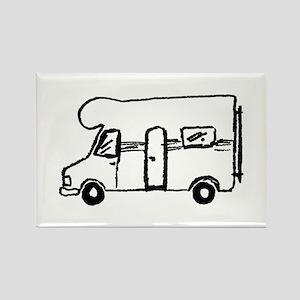 Wohnmobil Magnets