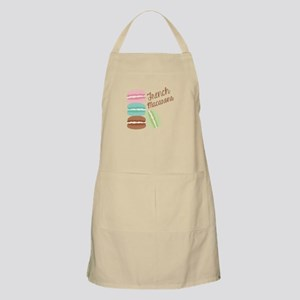 French Macaroons Apron