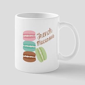 French Macaroons Mugs