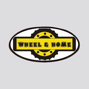 Wheel and home Patch