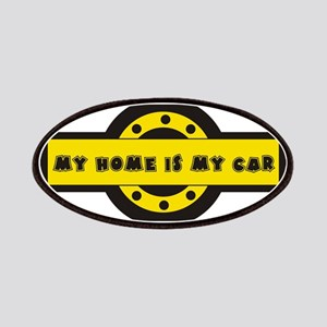 My home is my car Patch