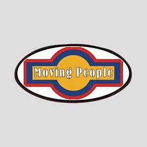 Moving people Patch