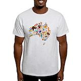 Australia Light T-Shirt