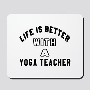 Yoga Designs Mousepad
