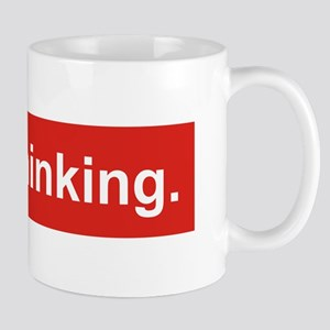 Free thinking Mugs