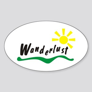 Wanderlu Sticker
