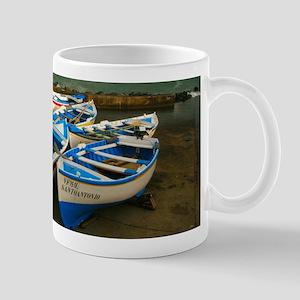Portuguese harbour Mugs