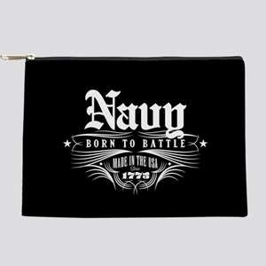 U.S. Navy Born to Battle Makeup Bag