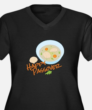 Happy Passover Plus Size T-Shirt