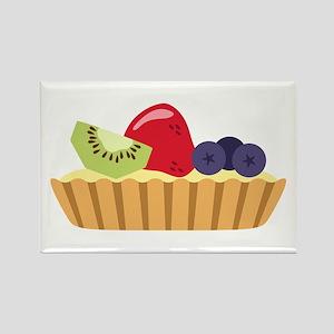 Fruit Tart Magnets
