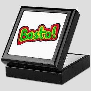 Basta! Keepsake Box