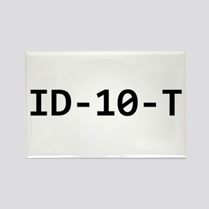 ID-10-T Rectangle Magnet