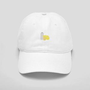 Salt, lemon and tequila Cap