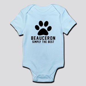 Beauceron Simply The Best Infant Bodysuit