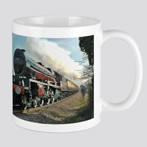 Steam Train Mugs