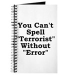 Spell Terrorist Without Error Journal