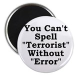 Spell Terrorist Without Error Magnet