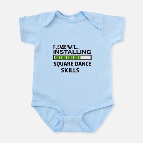 Please wait, Installing Square dan Infant Bodysuit