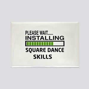 Please wait, Installing Square da Rectangle Magnet