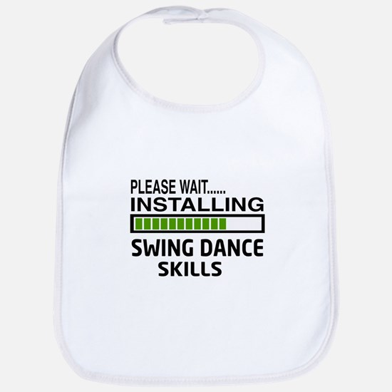 Please wait, Installing Swing dance skills Bib