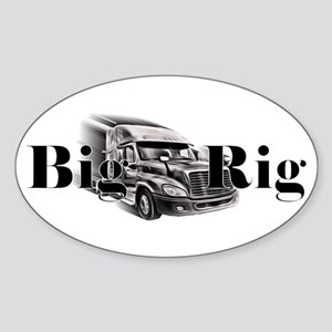 Big Rig Lorry Design 5x2 Sticker