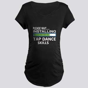 Please wait, Installing Tap Maternity Dark T-Shirt