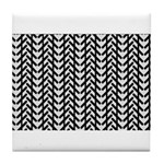 Optical Illusion Tile Coaster