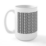 Optical Illusion Large Mug