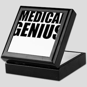 Medical Genius Keepsake Box