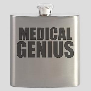 Medical Genius Flask