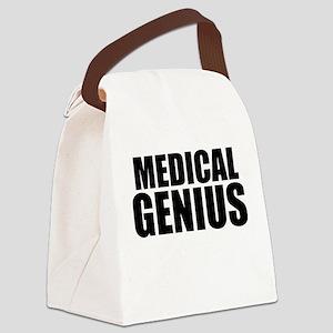 Medical Genius Canvas Lunch Bag