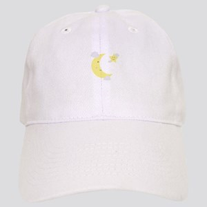 Moon and Star Cap