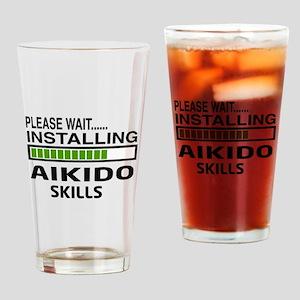 Please wait, Installing Aikido skil Drinking Glass