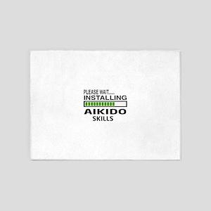 Please wait, Installing Aikido skil 5'x7'Area Rug