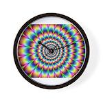 Optical Illusion 2 Wall Clock