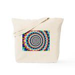 Optical Illusion 2 Tote Bag