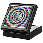 Optical Illusion 2 Keepsake Box
