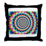 Optical Illusion 2 Throw Pillow