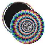 Optical Illusion 2 Magnet