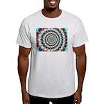 Optical Illusion 2 Light T-Shirt