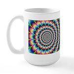 Optical Illusion 2 Large Mug