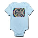 Optical Illusion 2 Infant Bodysuit