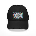 Optical Illusion 2 Black Cap