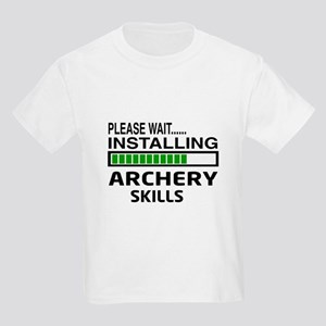 Please wait, Installing Archery Kids Light T-Shirt