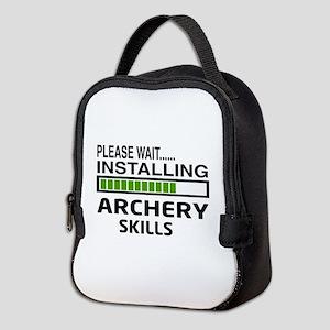 Please wait, Installing Archery Neoprene Lunch Bag