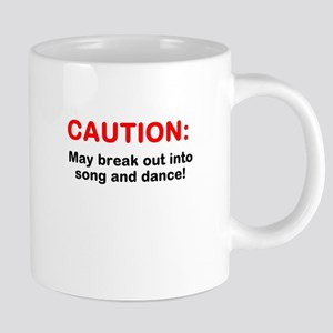 CAUTION: Mugs