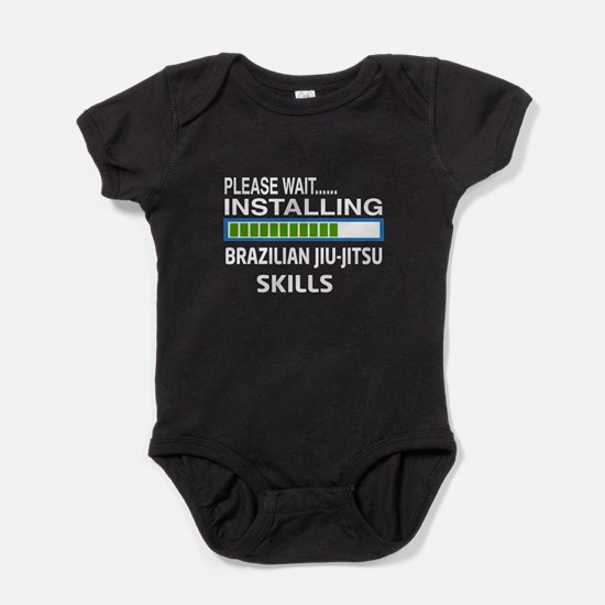 Please wait, Installing Brazilian Ji Baby Bodysuit